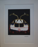 """""""Mercedes C111"""" von Andy Warhol"""