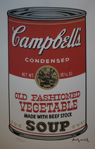 """""""Campbell`Soup"""" von Andy Warhol"""