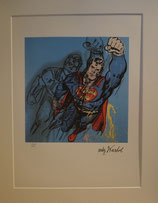 """Superman"" von Andy Warhol"