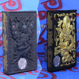 BB89/01 . Baby Butterfly with Gold Leaf Dragon