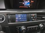 BMW Datendisplay inkl. Rahmen geschliffen und lackiert