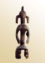 Statue d'ancêtre l'ethnie Mumuyé (Nigéria)