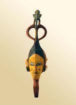 """Masque """"esprit des ancêtres"""" - Gouro-Yaouré (Côte d'Ivoire)"""