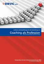 "DBVC Coaching-Kompendium ""Coaching als Profession"""