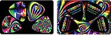 Plectrum Pikcard Raibow Swirl