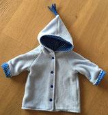 Fleecejacke Baby Jacke // Wunschgröße 50 bis 134