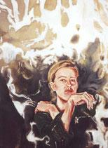 "Portrait ""Smoke"""