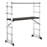 Aluminium Multigerüst / Leiter bis 150 kg