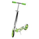 Cityroller Tretroller für Kinder in grün