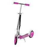 Cityroller Tretroller für Kinder in pink