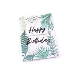 "Happy Birthday ""Tropical"""