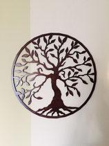 Wandbild Lebensbaum
