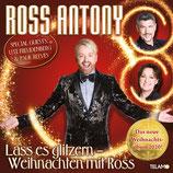 """CD """"Lass es glitzern - Weihnachten mit Ross"""""""