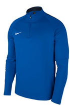 Nike Academy Zip-Top royal