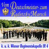 Vom Deutschmeister zum Radetzky Marsch