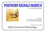 POSTHORN SIGNALE MARSCH