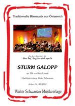 STURM GALOPP