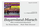 BAYERNLAND MARSCH