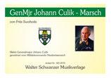 JOHANN CULIK MARSCH
