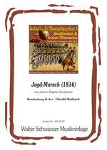 JAGD MARSCH 1816