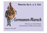 GERMANEN MARSCH