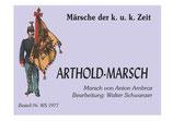 ARTHOLD MARSCH