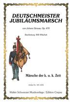 DEUTSCHMEISTER JUBILÄUMSMARSCH