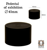 Round exhibition base 45mm