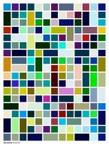 Colorchart II 60 x 80 cm