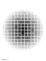 black ball 60 x 80 cm, Limited Edition