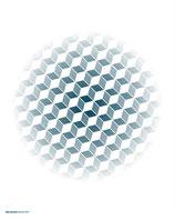 blue ball dark 40 x 50 cm, Limited Edition