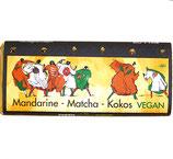 Mandarine - Matcha - Kokos