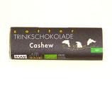 Trinkschokolade - Cashew