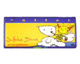 Schokobiene mit Honigblättchen