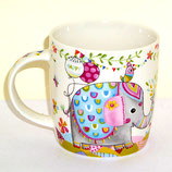 Tasse 'Kid's Zoo' - Elefant