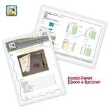 """Kombipaket Ebook + Rechner """"Projektmappe In Hülle und Fülle"""""""