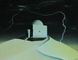 Storm over Arabia