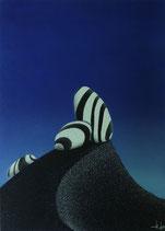 Zebra Stones