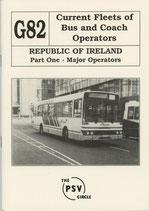 Current Fleets of Bus and Coach Operators: Republic of Ireland, Part One – Major Operators