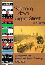 Steaming Down Argent Street by Ken McCarthy