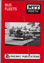BUS FLEETS  MTT Perth