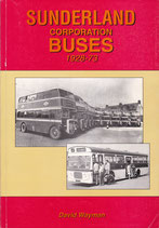 Sunderland Corporation Buses by David Wayman