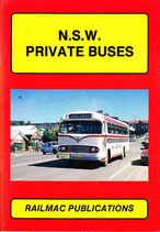 NSW Private Buses Bruce Tilley