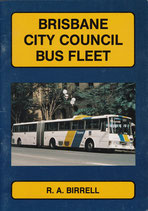 Brisbane City Council Bus Fleet by RA Birrell