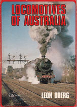 Locomotives of Australia by Leon Oberg