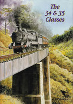 The 34 and 35 classes by M Morahan as new condition
