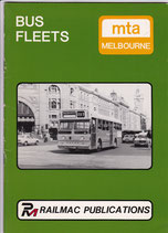 BUS FLEETS  MTA Melbourne