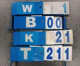 STA Depot Run Plates