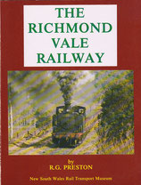 The Richmond Vale Railway  by RG Preston in very fine condition