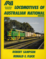 Locomotives of Australian National Railways  by Fluck and Sampson.